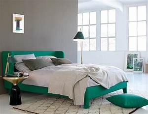 Ideen Schlafzimmer Farbe : farbe im schlafzimmer bild 13 sch ner wohnen ~ Markanthonyermac.com Haus und Dekorationen