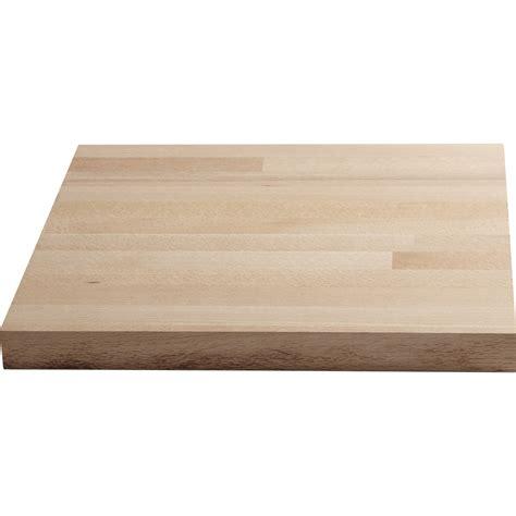 plan de travail droit bois h 234 tre brut 250 x 65 cm 233 p 26 mm leroy merlin