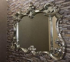 Wandspiegel Antik Silber : antik wandspiegel silber antik spiegel ramon ~ Whattoseeinmadrid.com Haus und Dekorationen
