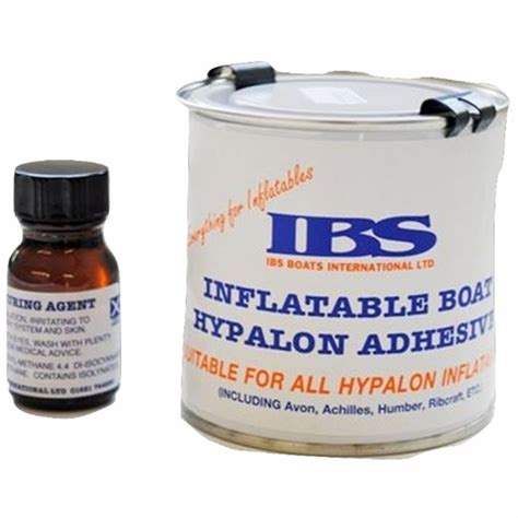 Inflatable Boat Adhesive by Ibs Inflatable Boat Adhesive Two Part Hypalon 250ml