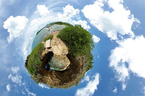 360 Panorama Stock Footage Video