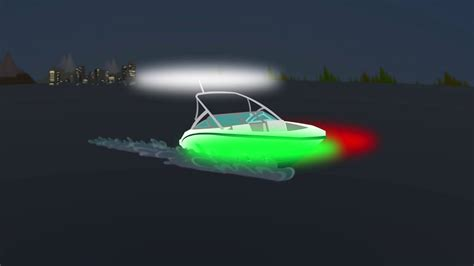 On A Boat Youtube by Navigation Lights On A Boat Youtube