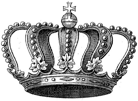 Queen Crown Drawings