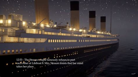 developer releases real time simulation of titanic s hours extremetech
