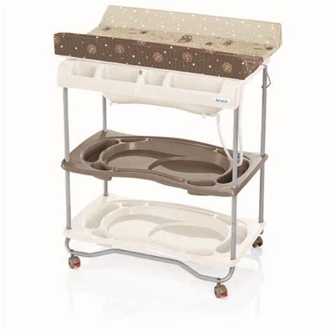 table 224 langer avec baignoire atlantis moka achat vente table 224 langer 8011250564718