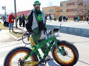 South Side Irish St. Patrick's Day Parade Captured In ...