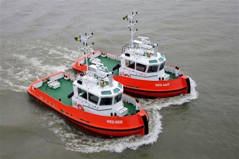Warrior Boats Jobs by Damen Shipyards Yellow Finch Publishers