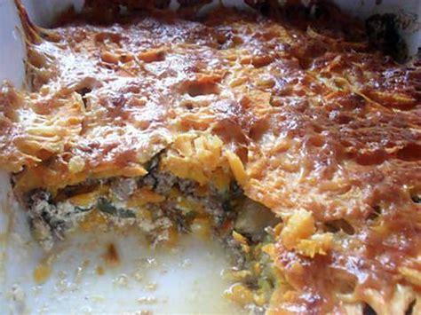 recette de gratin de patates douces courgettes et viande hach 233 e