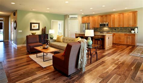 Best Floor For Kitchen And Family Room by Best Way To Clean Hardwood Floors Dining Room Contemporary