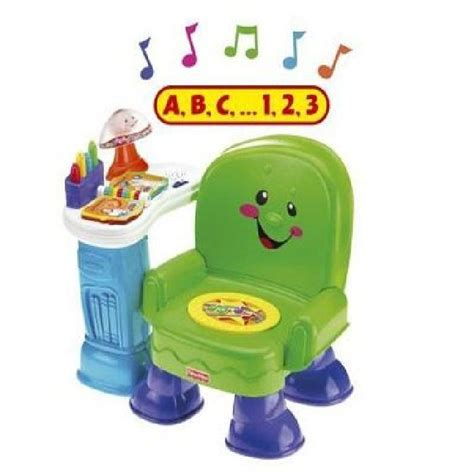 fisher price la chaise musicale achat vente chaise tabouret b 233 b 233 cdiscount