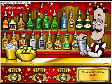 friv 2 cocktail for the bartender