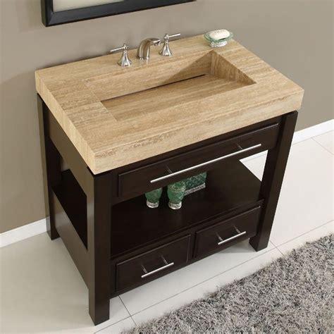 36? Perfecta PA 5522 Bathroom Vanity Single Sink Cabinet
