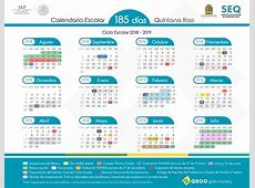 Calendario Escolar 20182019 QRoogobmx