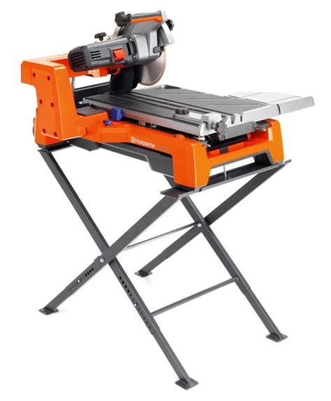 husqvarna ts 60 tile brick saw with stand 28 quot rip