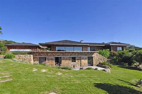 maison contemporaine corse maison moderne
