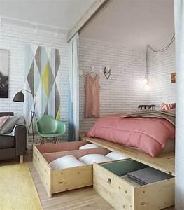 Teenager Zimmer Kleiner Raum : die besten 17 ideen zu 1 zimmer wohnung auf pinterest ikea schlafzimmer schlafzimmer ~ Markanthonyermac.com Haus und Dekorationen