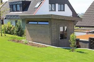 Gartenhaus Nach Maß Konfigurator : ein pultdach gartenhaus ohne eck berst nde in st nderbauweise von ~ Markanthonyermac.com Haus und Dekorationen