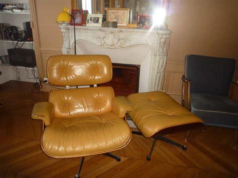 fauteuil lounge chair charles eames l atelier 50 boutique vintage achat et vente mobilier