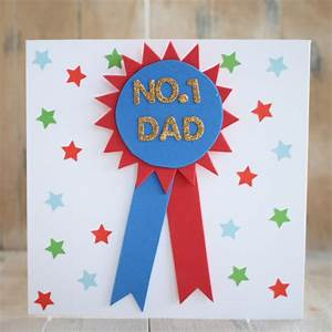 4 Quick Cards to Make for Father's Day - Hobbycraft Blog