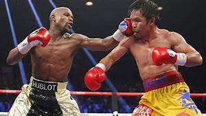 Boxers Floyd Mayweather and Manny Pacquiao top Forbes best ...