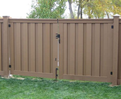 Trex Gates & Hardware-low Maintenance Fencing, Naturally