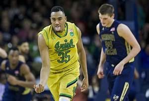 Bonzie Colson returns for senior season with Notre Dame ...