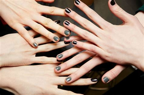 Best Dark Nail Polish Colors And