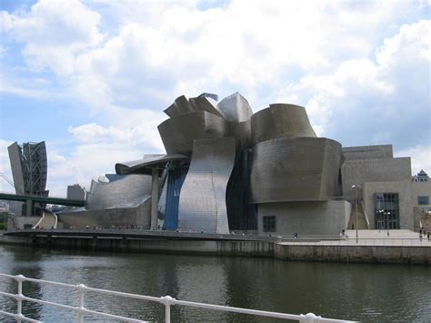 guggenheim museum bilbao spain hd wallpapers
