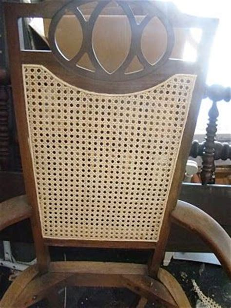 re caning a chair how to recaning chairs