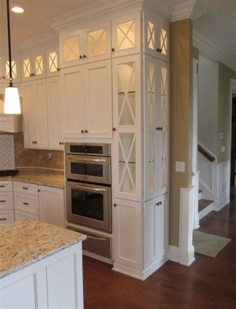 Tall Skinny Kitchen Cabinet by Best 25 Cabinets To Ceiling Ideas On Pinterest