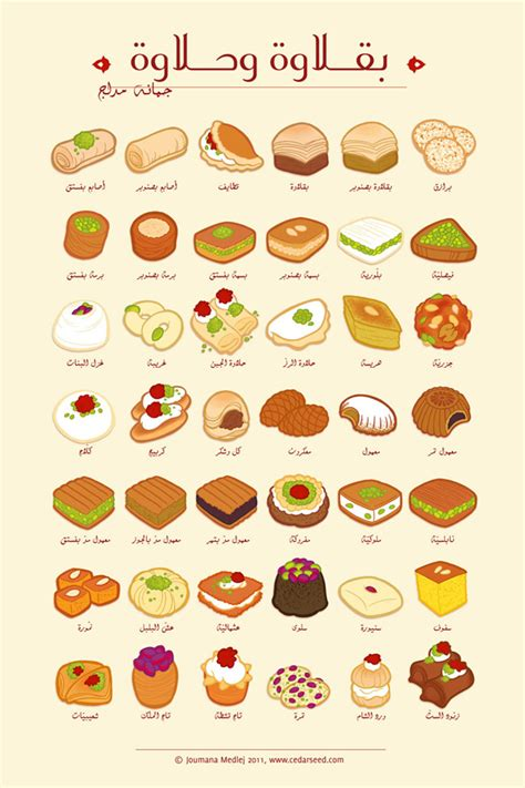 baklawa halawa posterart and design inspiration from around the world creativeroots