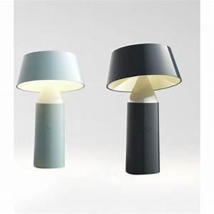 Tischleuchte Ohne Stromkabel : marset bicoca weinrot designer lampen leuchten mit preisgarantie ~ Markanthonyermac.com Haus und Dekorationen