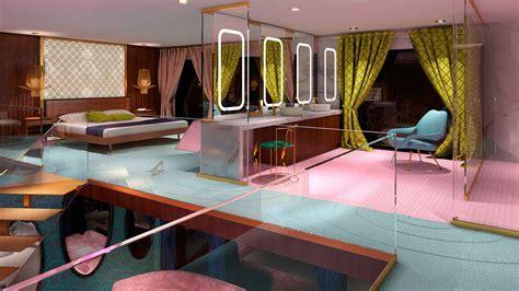 Boutique Hotel Design  Istituto Marangoni