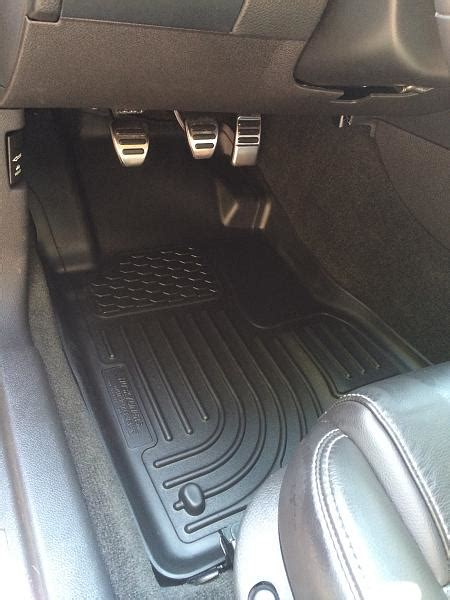 husky vs weathertech the mustang source ford mustang forums