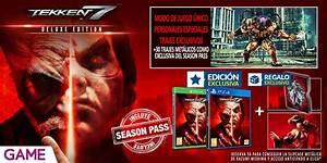 Tekken 7 - Edición Deluxe exclusiva de GAME ...