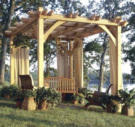 wood magazine pergola plans rustic cedar chest plans