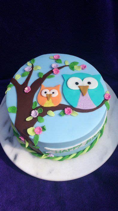 owl birthday cake owl birthday cakes happy birthday