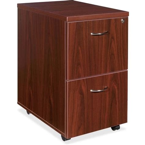 Lorell File Cabinet 3 Drawer by Lorell Essentials 2 Drawer Mobile Filing Cabinet In