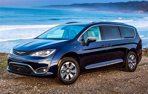 2019 Chrysler Pacifica  Cars Review 2019 2020