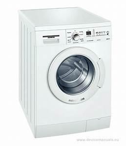 Symbole Auf Waschmaschine : iq300 benutzerhandbuch devicemanuals ~ Markanthonyermac.com Haus und Dekorationen