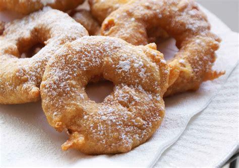 beignets aux pommes recette illustr 233 e simple et facile