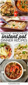 Weight Watchers Instant Pot Dinner Recipes with ...