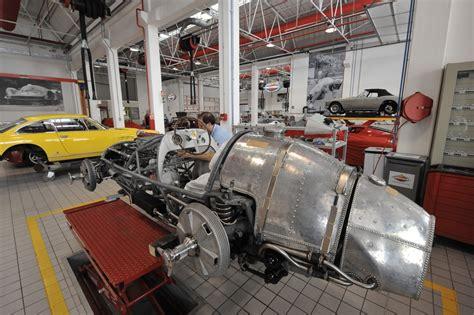 Schuur Inrichten Als Werkplaats by Foto S De Ferrari Werkplaats Toen En Nu Autoblog Nl