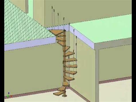 escalier ghibli