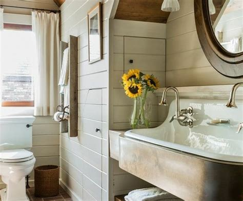 beautiful salle de bain retro blanche gallery awesome interior home satellite delight us