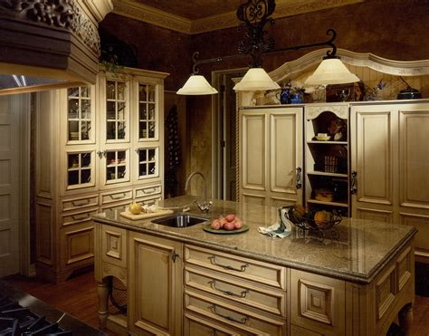 French Country Kitchen Cabinets Kitchentoday