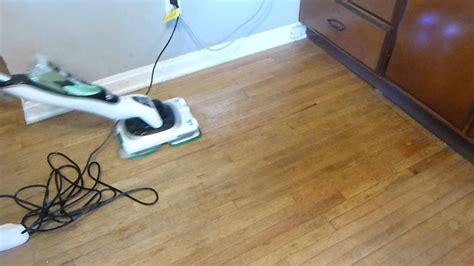 Shark Sonic Duo Hardwood Floor Cleaning Youtube