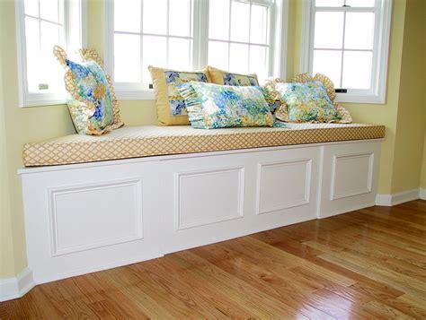 Window Bench Seat Cushions Indoor  Home Design Ideas
