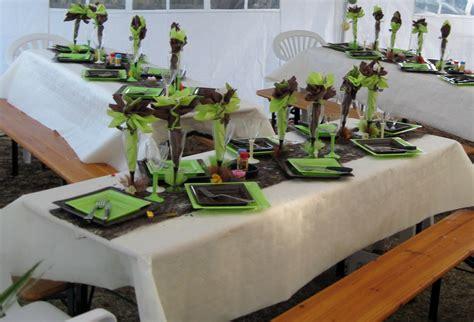 decoration de table pour f 234 te chainimage