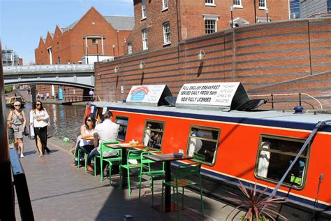 Party Boat Birmingham by 187 Food Drink Discovery On Birmingham S Canals